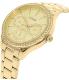 Citizen Women's ED8162-54P Gold Stainless-Steel Quartz Watch - Side Image Swatch