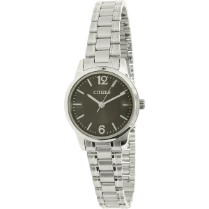 Citizen Women's EJ6081-54E Silver Stainless-Steel Quartz Watch