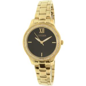 Citizen Women's EL3082-55E Gold Stainless-Steel Quartz Watch