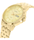 Citizen Women's EL3082-55P Gold Stainless-Steel Quartz Watch - Side Image Swatch