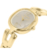 Citizen Women's Eco-Drive EM0185-52A Gold Stainless-Steel Eco-Drive Watch - Side Image Swatch