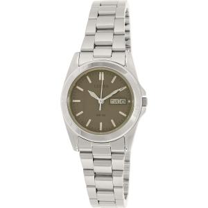 Citizen Women's EQ0570-56H Silver Stainless-Steel Quartz Watch