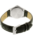 Citizen Women's EQ0591-13E Silver Leather Quartz Watch - Back Image Swatch