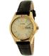 Citizen Women's EQ0593-00P Gold Leather Quartz Watch - Main Image Swatch