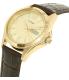 Citizen Women's EQ0593-00P Gold Leather Quartz Watch - Side Image Swatch