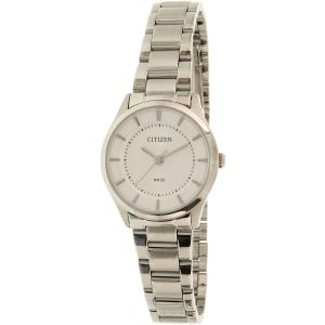 Citizen Women's ER0201-56A Silver Stainless-Steel Quartz Watch