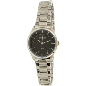 Citizen Women's ER0201-56E Silver Stainless-Steel Quartz Watch