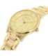 Citizen Women's ER0203-51P Gold Stainless-Steel Quartz Watch - Side Image Swatch
