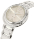 Citizen Women's Eco-Drive EX1120-53X Silver Stainless-Steel Eco-Drive Watch - Side Image Swatch