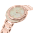 Citizen Women's Eco-Drive EX1122-58D Gold Stainless-Steel Eco-Drive Watch - Side Image Swatch