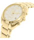 Citizen Women's Eco-Drive FB1396-57A Gold Stainless-Steel Eco-Drive Watch - Side Image Swatch