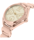 Citizen Women's Eco-Drive FD2023-56A Gold Stainless-Steel Eco-Drive Watch - Side Image Swatch