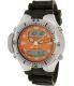 Citizen Men's JP1060-01Y Silver Rubber Automatic Watch - Main Image Swatch