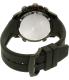 Citizen Men's Eco-Drive JZ1065-05E Black Silicone Eco-Drive Watch - Back Image Swatch