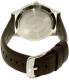 Emporio Armani Men's Dress AR1944 Brown Leather Quartz Watch - Back Image Swatch