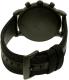 Emporio Armani Men's Dress AR1948 Black Nylon Quartz Watch - Back Image Swatch