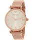 Emporio Armani Women's Retro AR1956 Rose Gold Stainless-Steel Quartz Watch - Main Image Swatch