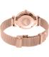 Emporio Armani Women's Retro AR1956 Rose Gold Stainless-Steel Quartz Watch - Back Image Swatch
