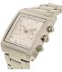 Armani Exchange Men's Tenno AX2223 Silver Stainless-Steel Quartz Watch - Side Image Swatch