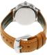 Fossil Women's Abilene CH3014 Brown Leather Quartz Watch - Back Image Swatch
