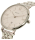 Fossil Women's Jacqueline ES3963SET Silver Stainless-Steel Quartz Watch - Side Image Swatch