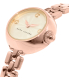 Marc Jacobs Women's Courtney MJ3458 Rose Gold Stainless-Steel Quartz Watch - Side Image Swatch
