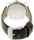 Michael Kors Women's Kempton MK2483 Silver Leather Quartz Watch - Back Image Swatch