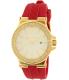 Michael Kors Women's Dylan MK2488 Pink Silicone Quartz Watch - Main Image Swatch