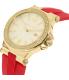 Michael Kors Women's Dylan MK2488 Pink Silicone Quartz Watch - Side Image Swatch
