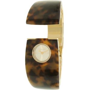 Michael Kors Women's Wilkie MK4313 Tortoiseshell Plastic Quartz Watch