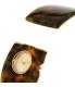 Michael Kors Women's Wilkie MK4313 Tortoiseshell Plastic Quartz Watch - Side Image Swatch