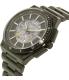 Michael Kors Men's Wilder MK9023 Black Stainless-Steel Automatic Watch - Side Image Swatch
