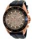 Michael Kors Men's Jetmaster MK9025 Blue Resin Automatic Watch - Main Image Swatch