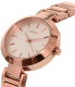 Dkny Women's Stanhope NY2400 Rose Gold Stainless-Steel Quartz Watch - Side Image Swatch