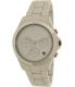 Dkny Women's Parsons NY2443 Beige Ceramic Quartz Watch - Main Image Swatch