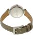 Dkny Women's Stanhope NY2456 Grey Leather Quartz Watch - Back Image Swatch