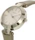 Dkny Women's Stanhope NY2456 Grey Leather Quartz Watch - Side Image Swatch