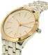 Dkny Women's Park Slope NY2469 Silver Stainless-Steel Quartz Watch - Side Image Swatch