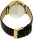 Skagen Women's Anita SKW2393 Black Leather Quartz Watch - Back Image Swatch