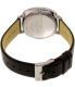 Skagen Women's Rungsted SKW2403 Black Leather Quartz Watch - Back Image Swatch
