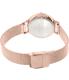 Skagen Women's Anita SKW2413 Rose Gold Stainless-Steel Quartz Watch - Back Image Swatch
