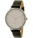 Skagen Women's Anita SKW2415 Black Leather Quartz Watch - Main Image Swatch