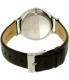 Skagen Women's Anita SKW2415 Black Leather Quartz Watch - Back Image Swatch
