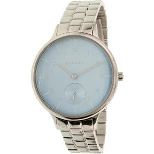 Skagen Women's Anita SKW2416 Silver Stainless-Steel Quartz Watch