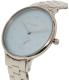 Skagen Women's Anita SKW2416 Silver Stainless-Steel Quartz Watch - Side Image Swatch
