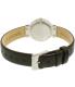 Skagen Women's Lenora SKW2428 Silver Leather Quartz Watch - Back Image Swatch