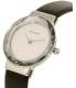 Skagen Women's Lenora SKW2428 Silver Leather Quartz Watch - Side Image Swatch