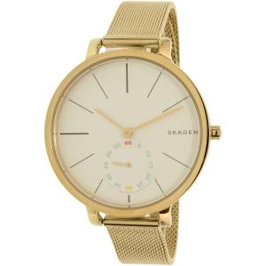 Skagen Women's Hagen SKW2436 Gold Stainless-Steel Quartz Watch