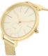 Skagen Women's Hagen SKW2436 Gold Stainless-Steel Quartz Watch - Side Image Swatch
