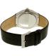 Skagen Men's Sundby SKW6260 Black Leather Quartz Watch - Back Image Swatch